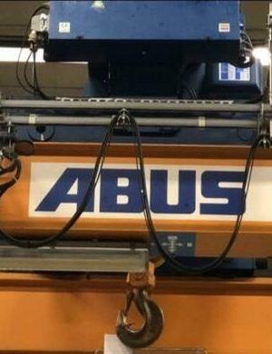 kraan Abus 20 ton
